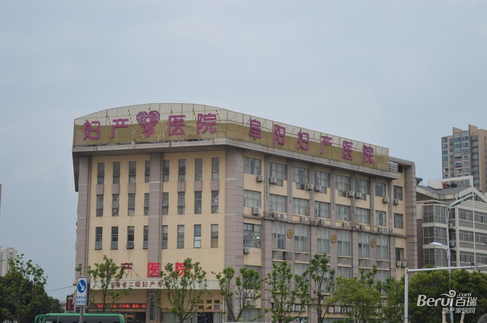 华轩中鑫御景周边医院