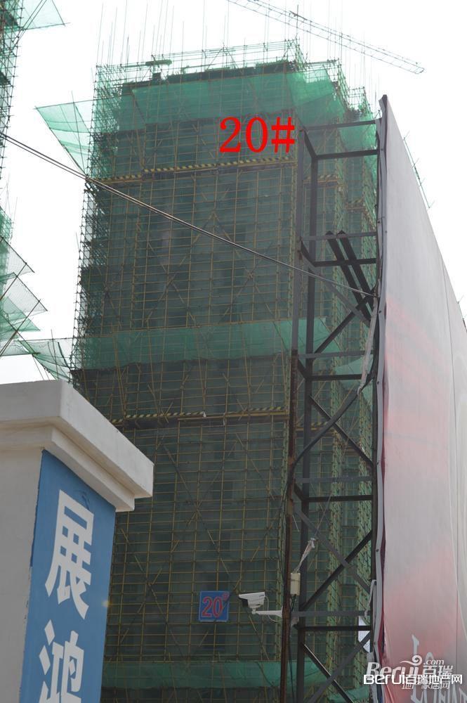 丽丰一品20#号楼建至27层左右