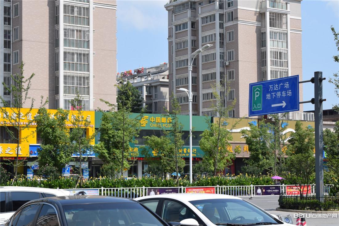 碧桂园·颍州府附近道路