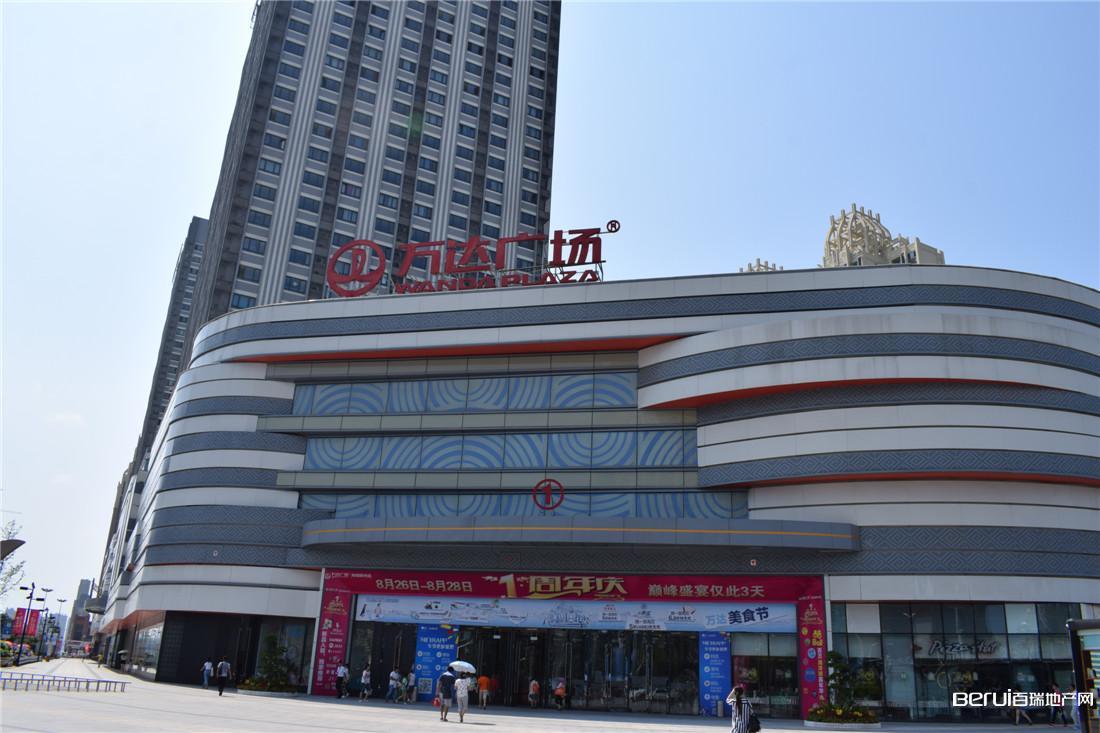 碧桂园·颍州府旁边万达广场