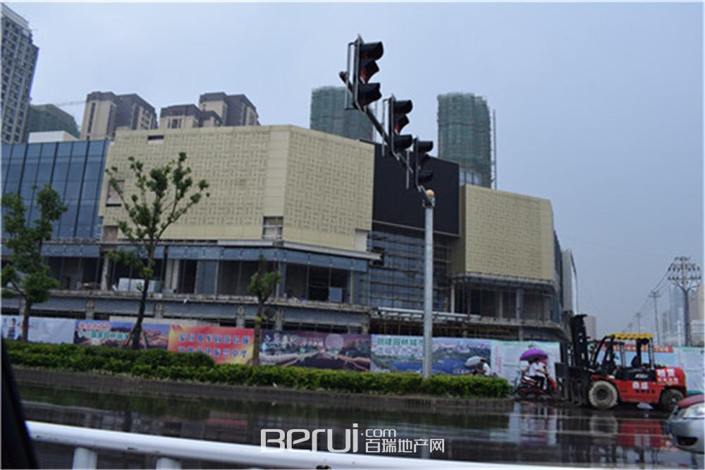乐富强悦澜湾周边香港财富广场