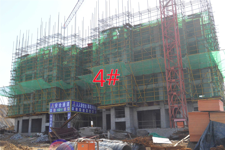 瑞阳公馆4#建至5层