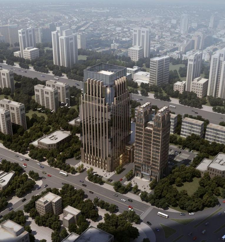 亿诺华贸中心