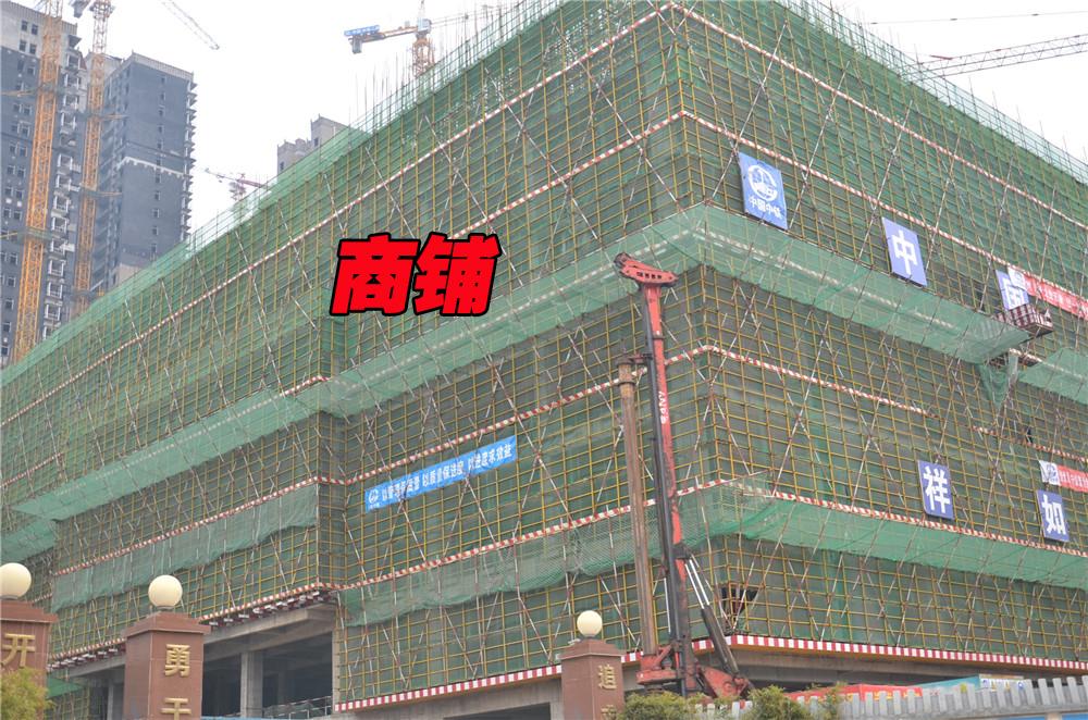 宝利丰广场商铺约建5层(2016.2.19) 37/60