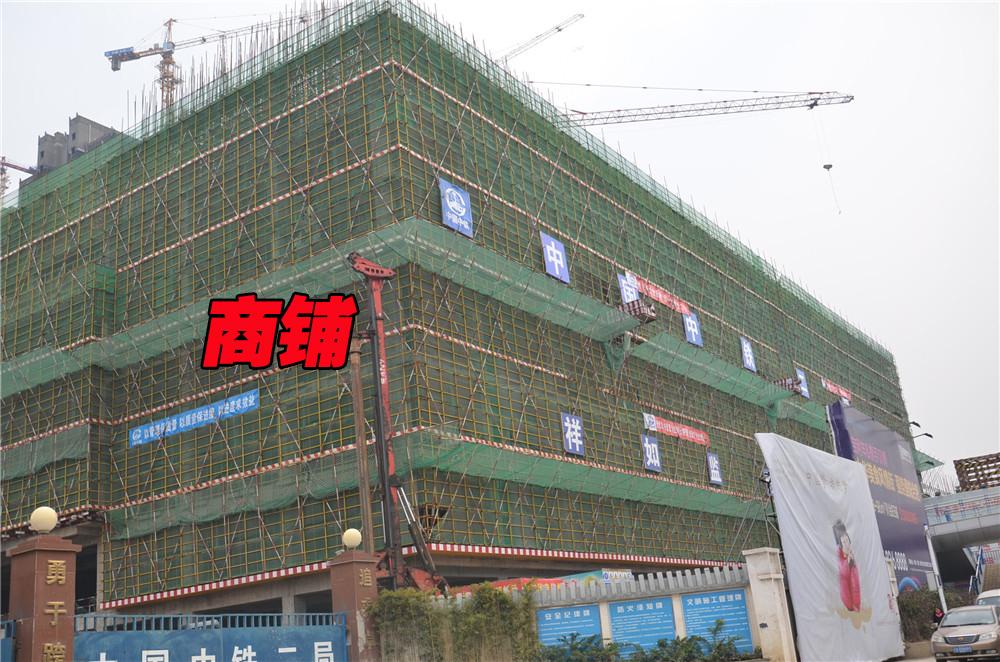 宝利丰广场商铺约建5层(2016.2.19) 38/60