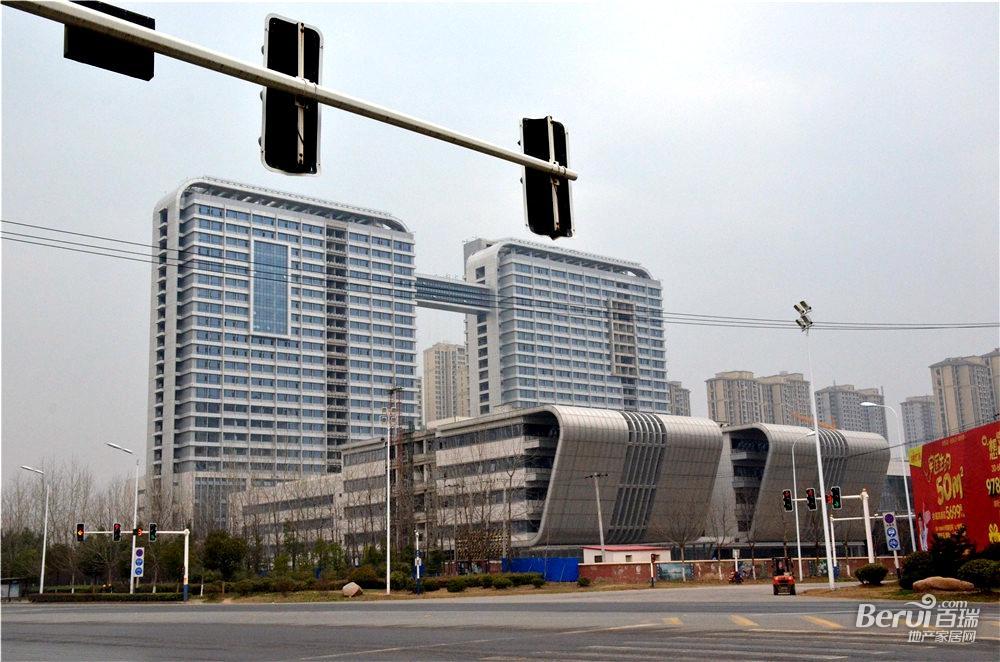 中国铁建国际公馆附近医院