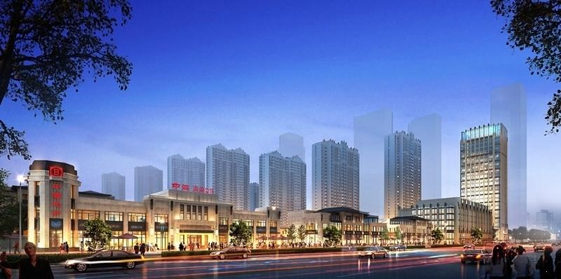 中海滨湖汇金街