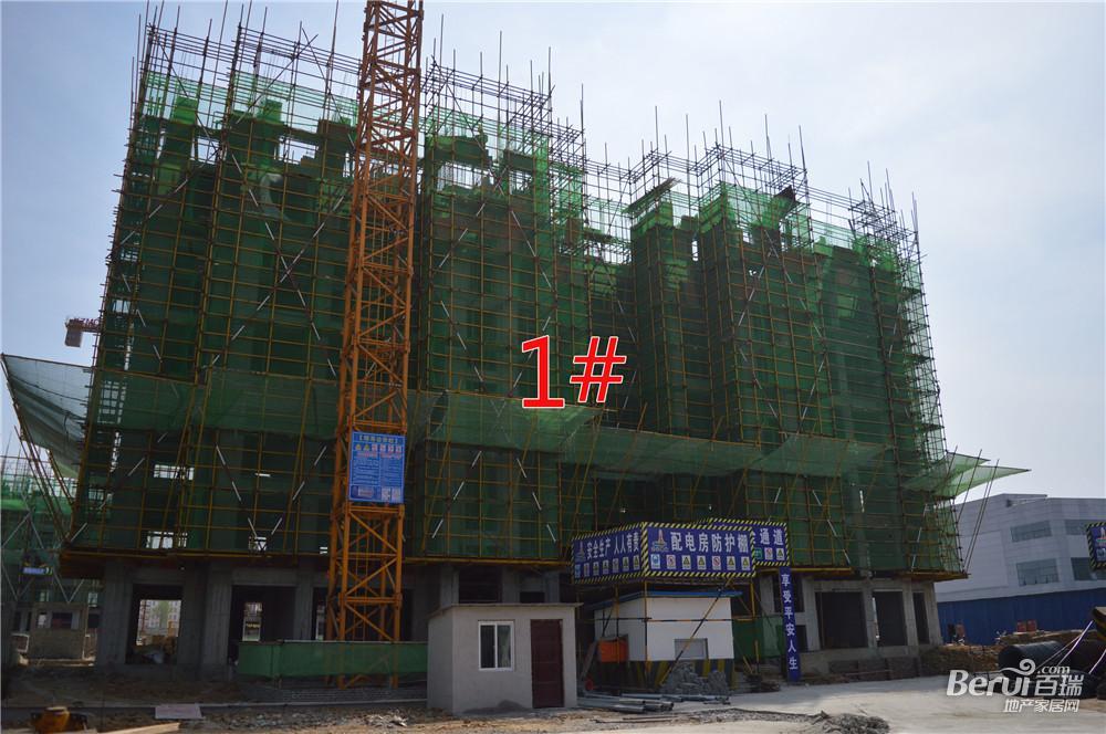 瑞阳公馆1#建至6层