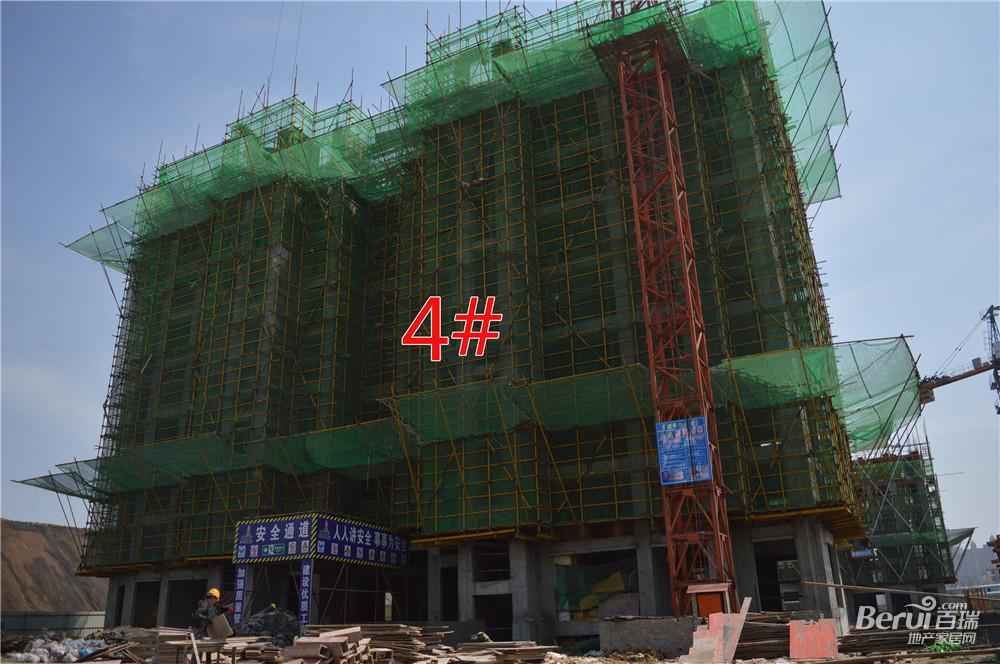 瑞阳公馆4#建至8层
