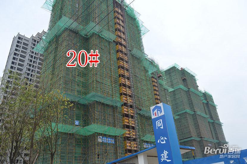 御景嘉苑20#建约22层