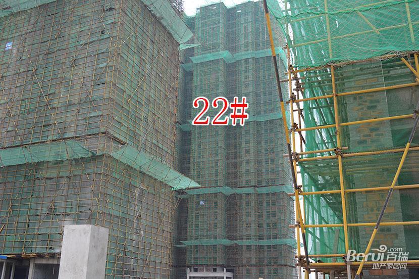 御景嘉苑建至约28层