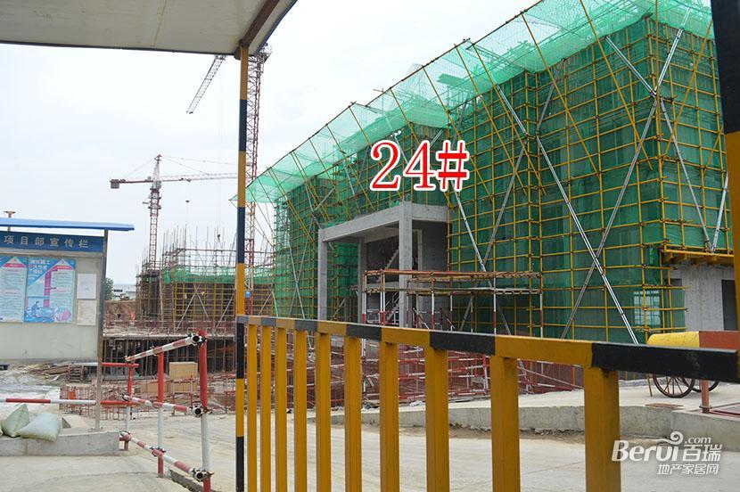 御景嘉苑24#楼建至4层