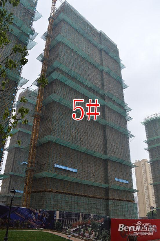 信地城市广场工程现场