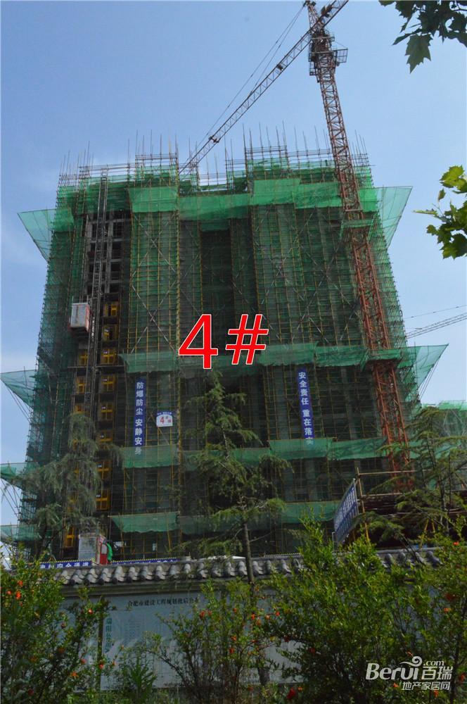 瑞阳公馆4#建至16层