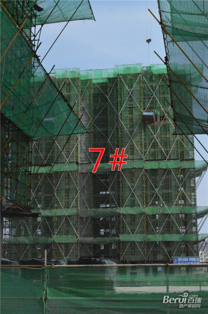 瑞阳公馆7#建至15层