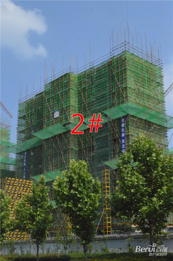 瑞阳公馆2#建至12层