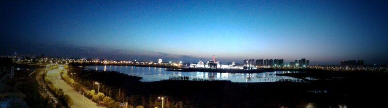 祥源·金港湾旁边蜀西湖效果图
