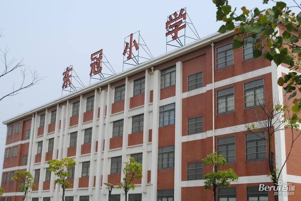 和昌·中央悦府附近学校