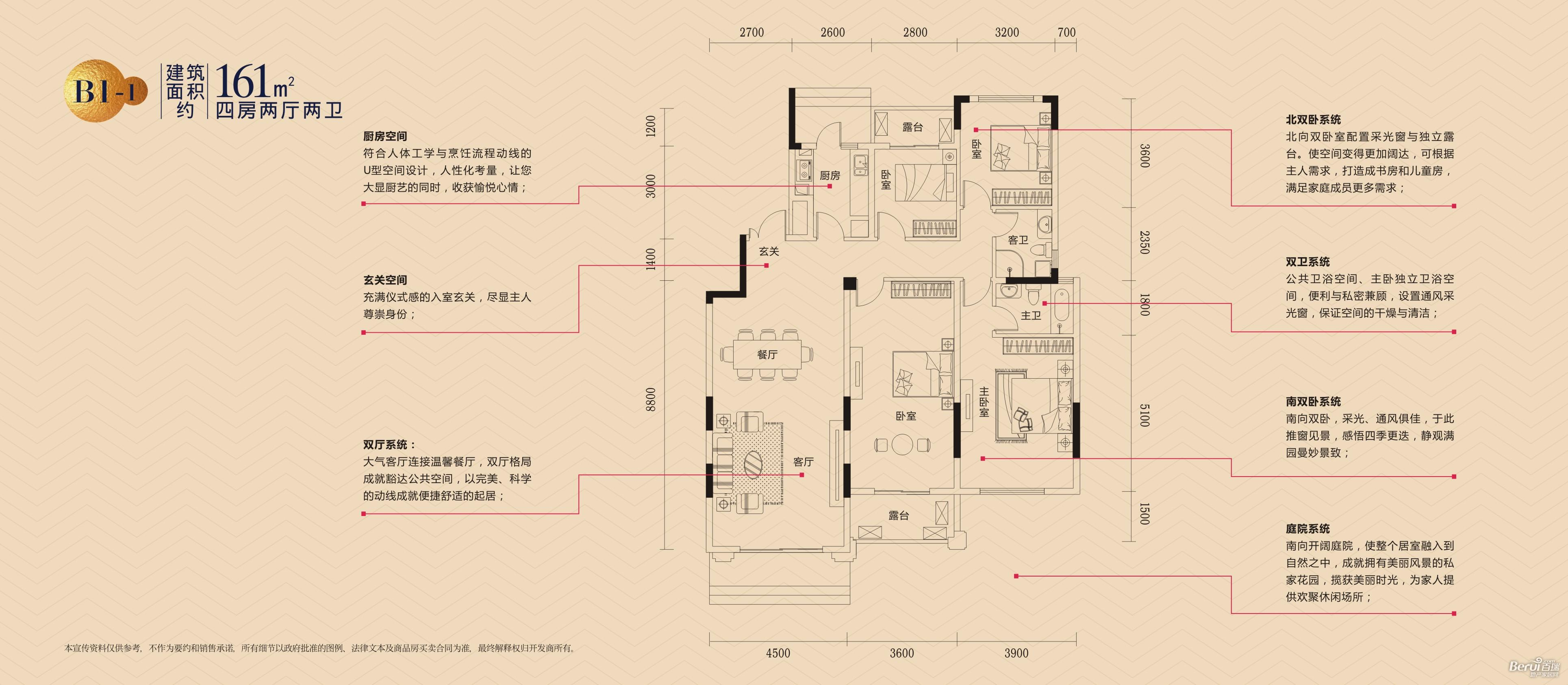 乐富强悦澜湾B1-1
