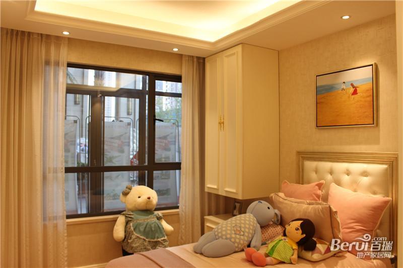 宝龙广场样板间卧室