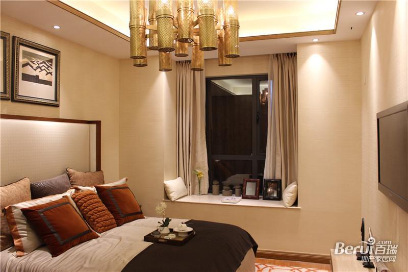 宝龙广场样板间客厅
