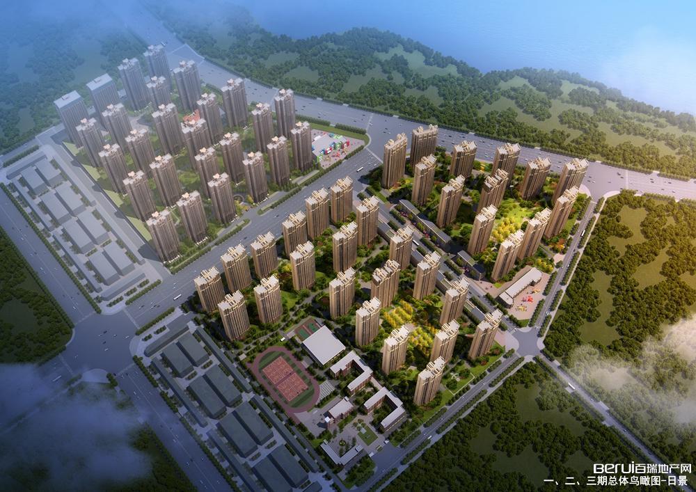 华南城紫荆名都二期沁园