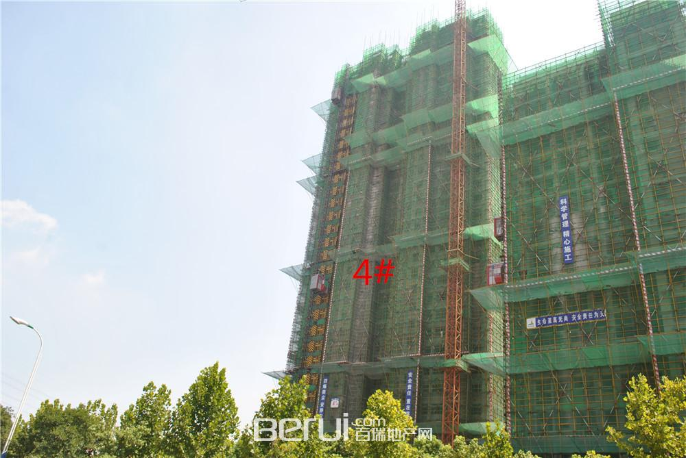 瑞阳公馆4#建至26层