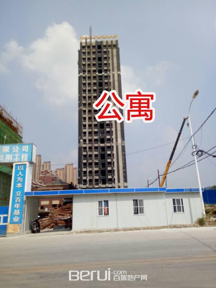 加侨悦山国际工程现场