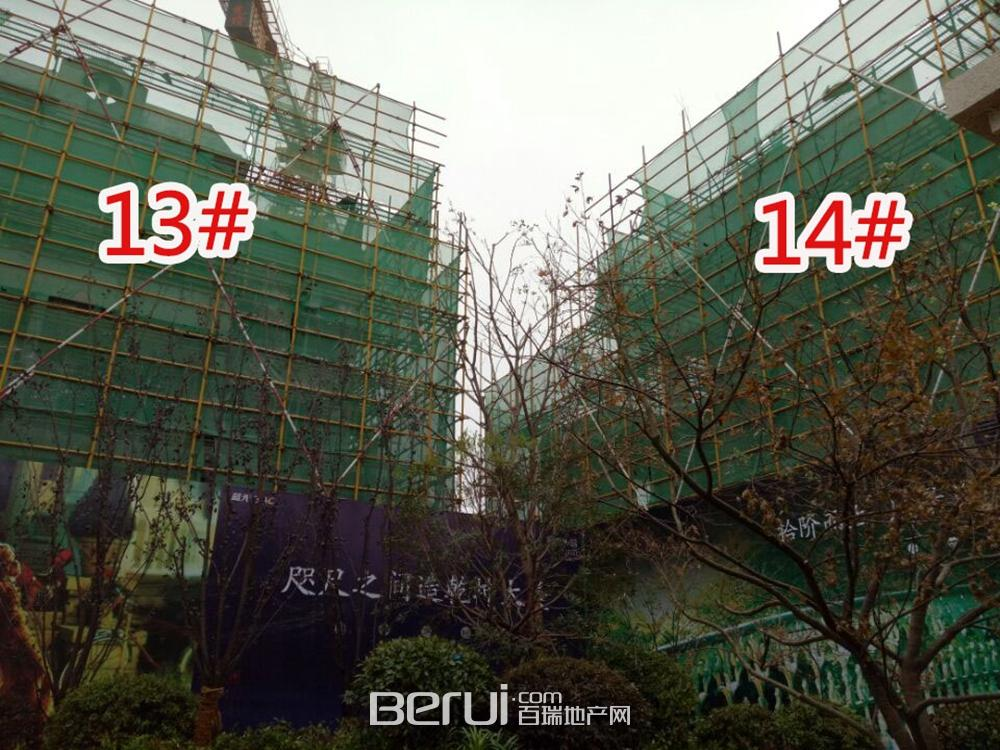 蓝光雍锦半岛13#和14#