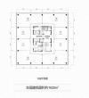 华地金融中心 19层平面图 1625平
