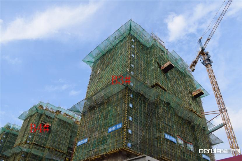 丽丰一品B5、4#建至15层