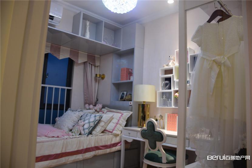 碧桂园·颍州府121㎡儿童房