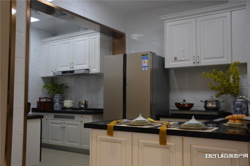 碧桂园·颍州府277㎡厨房