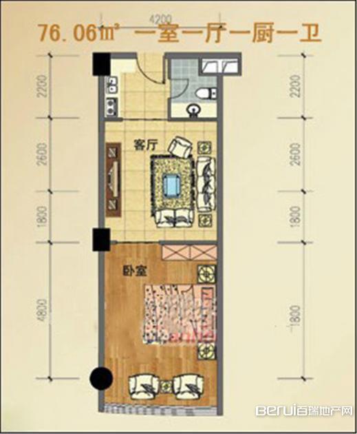 力和丹桂公寓