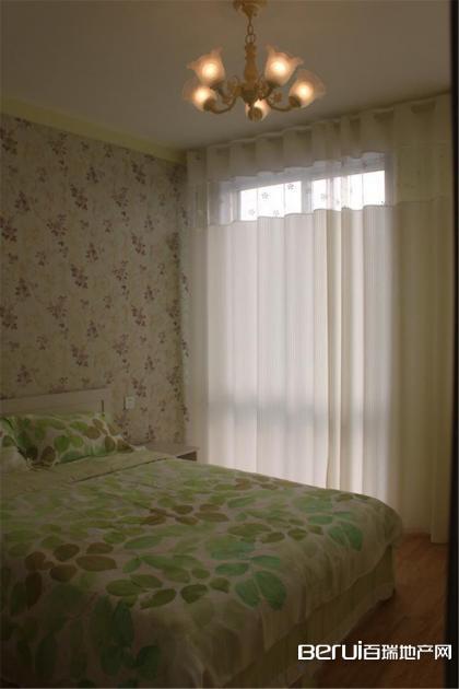 力和丹桂公寓卧室