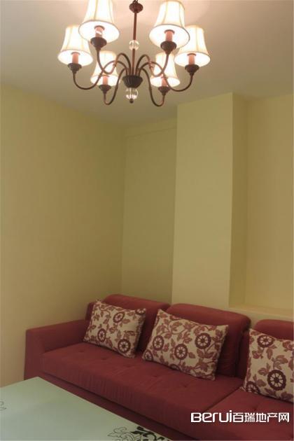 力和丹桂公寓客厅