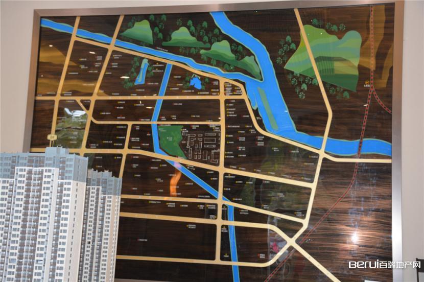 万霖中心城交通图