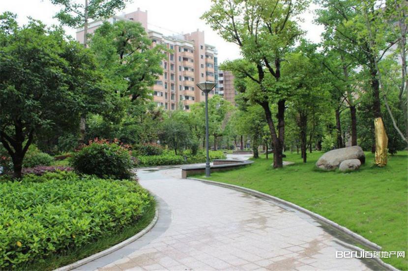 力和丹桂公寓小区实景
