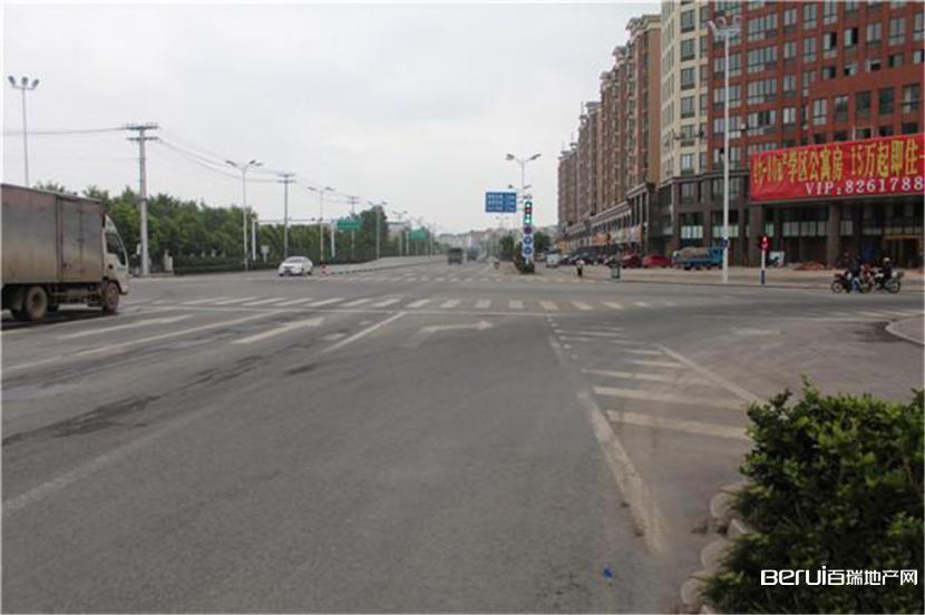 力和丹桂公寓道路图