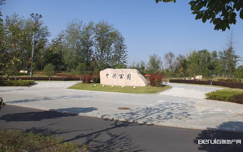 淮矿东方蓝海周边公园