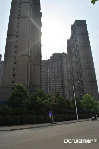 淮矿东方蓝海实景图