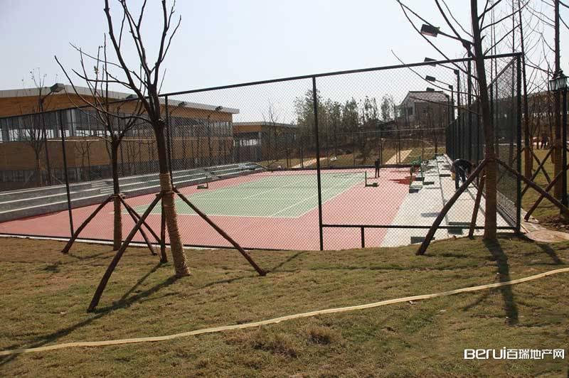 兴茂南山公馆周边配套体育场
