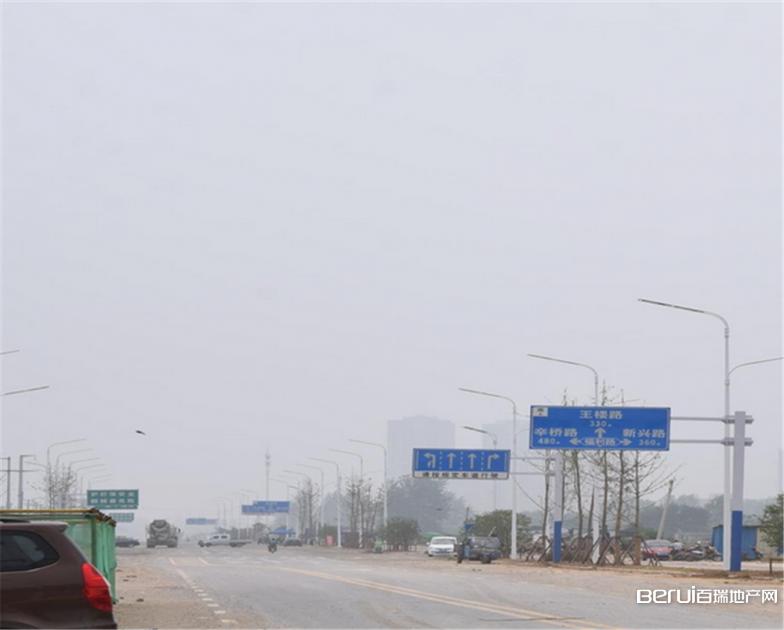 金悦·东湖交通图