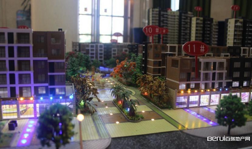 林海尚城实景图