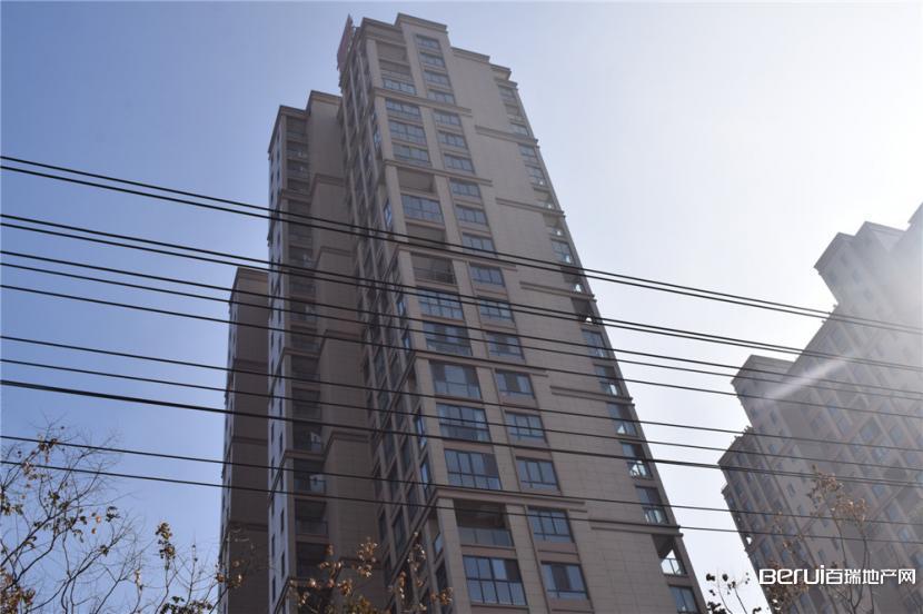 华轩中鑫御景工程现场