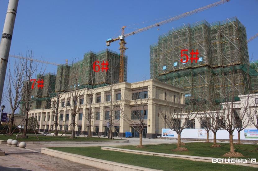 祥源文旅城5#楼、6#楼、7#楼均建至约15层 9/9