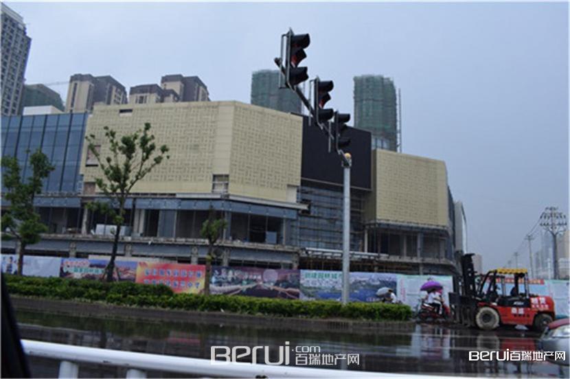 同昇·玫瑰园周边香港财富广场