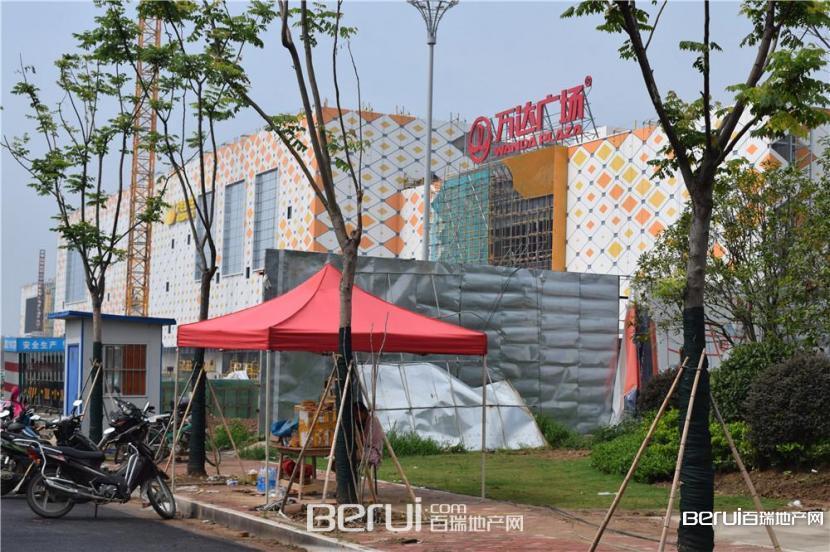 同昇·玫瑰园周边万达广场