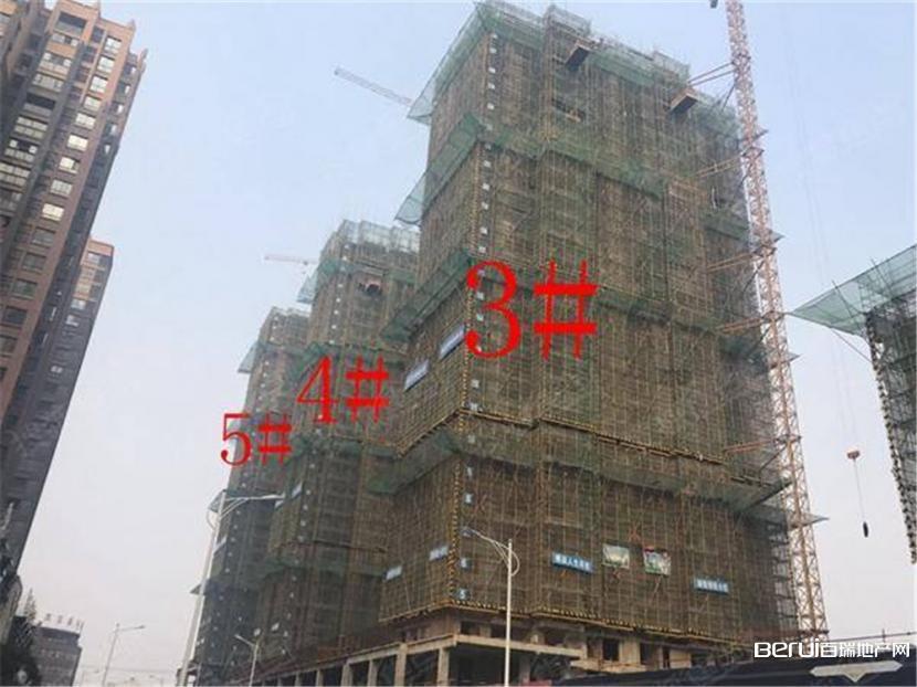 丽丰一品3#建至30层4#与5#建至31层