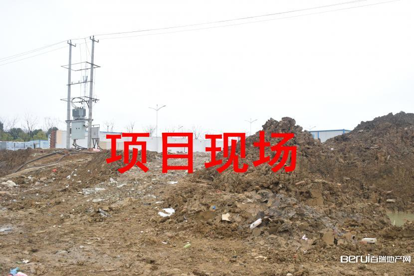 皖新朗诗麓院工程现场